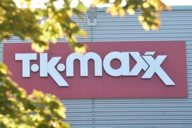 In der Sachsen-Allee ist TK-Maxx schon vertretens. Eine zweite Filiale der Kette soll im April im Chemnitz-Center eröffnen.