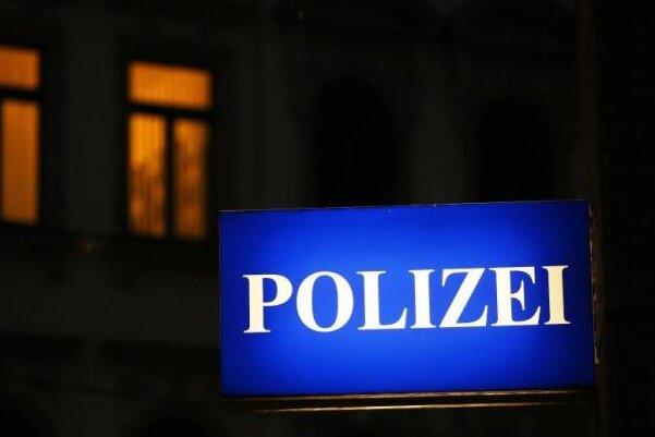 Raubüberfall in Freiberg - Polizei sucht Zeugen