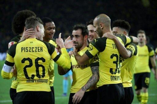 Die Borussia ist in dieser Saison noch ungeschlagen