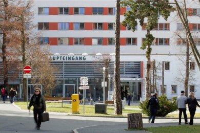 Helios Vogtland-Klinikum Plauen.