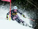 Tina Weirather gewinnt Weltcup in Crans Montana