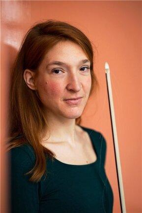 Die Glauchauer Wahlkölnerin Elisabeth Coudoux ist für den Deutschen Jazzpreis nominiert.