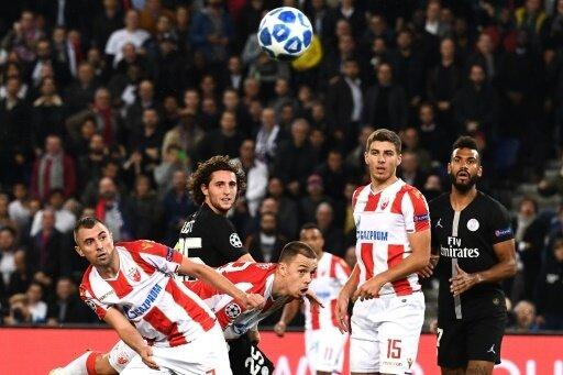 Champions League: Belgrad ging in Paris mit 1:6 unter