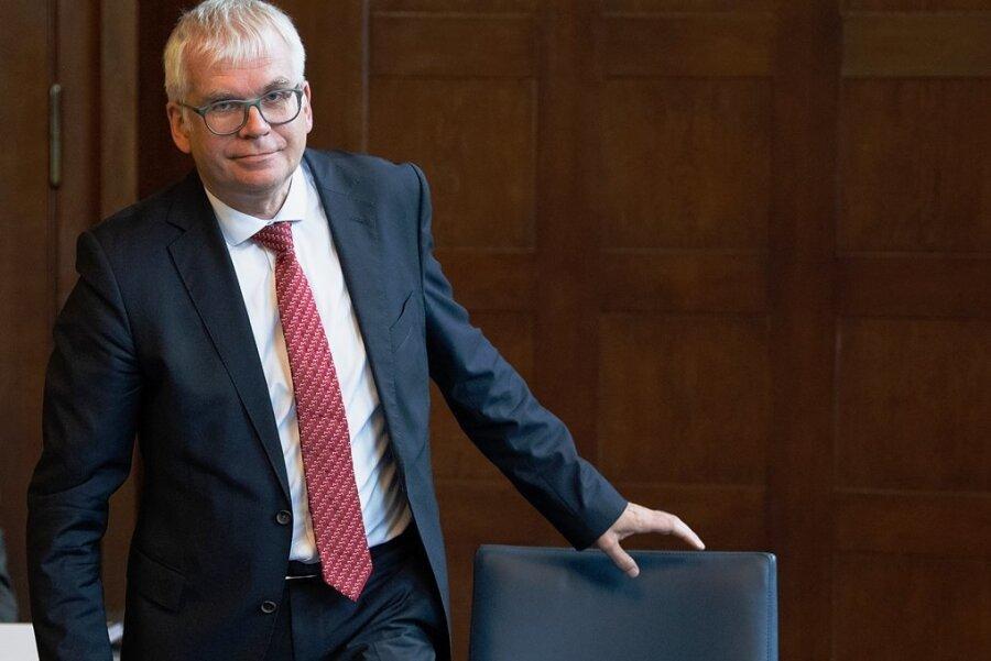 HartmutVorjohann - Finanzminister