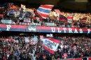 Wegen Prügelei: PSG-Fans bekommen Haftstrafe
