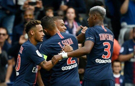 PSG jubelt über den dritten Sieg in Folge