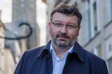 Dr. Olaf Richter: seit Juni 2011 Superintendent des Kirchenbezirks Annaberg.