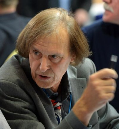 Konfrontiert mit Stasi-Vorwürfen: Detlev Spangenberg, einst Republikflüchtling, seit 2014 AfD-Landtagsabgeordneter in Sachsen.