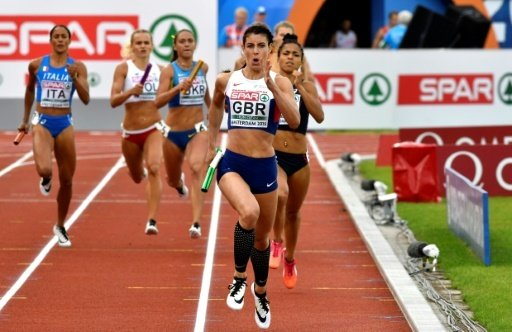 Die Leichtathletik-EM startet Anfang August