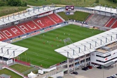 Der Rechnungshof ist mit der Stadion-Finanzierung unzufrieden.