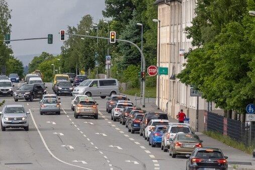Tausende Autos passieren täglich die Feldschlösschenkreuzung.