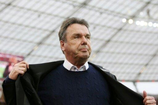 Drückt dem HSV die Daumen: Heribert Bruchhagen