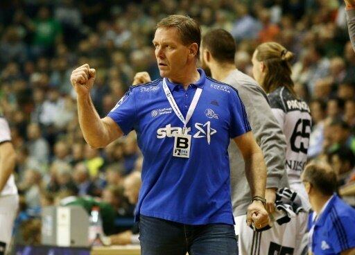 Wichtiger Sieg für Kiel und Trainer Alfred Gislason