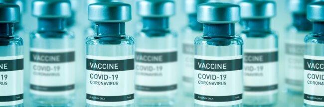 Das Deutsche Rote Kreuz legt sich nicht fest, wie viel von dem Impfstoff am Montag für den Erzgebirgskreis bereitstehen wird.