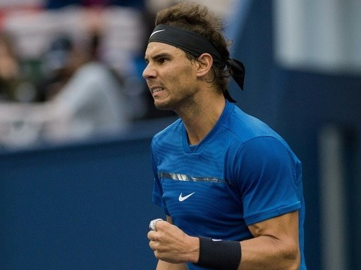 Rafael Nadal steht in Shanghai im Halbfinale