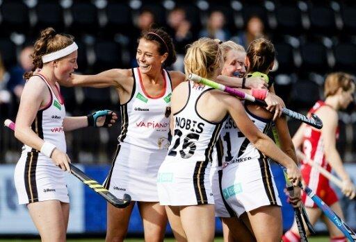 Deutschlands Hockey-Frauen testen gegen Japan