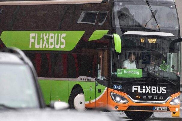 Flixbus fährt ab kommendem Donnerstag wieder