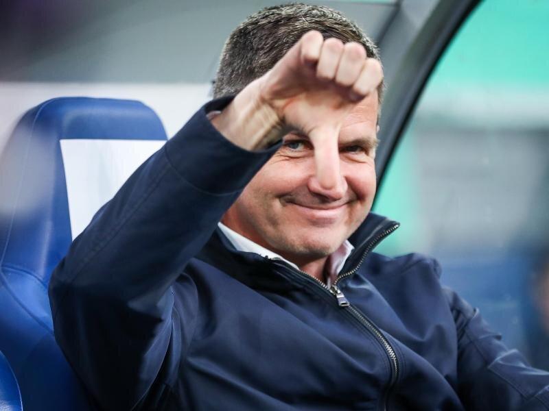 Ralf Becker war 2018 von Holstein Kiel zum HSV gewechselt, musste nach dem verpassten Aufstieg aber wieder gehen.