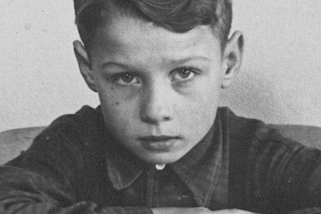 Ihm war kein langes Leben vergönnt: Heinz-Uwe Mauersberger als Schüler. Was in jenem April 1962 geschah, ist ein Rätsel.