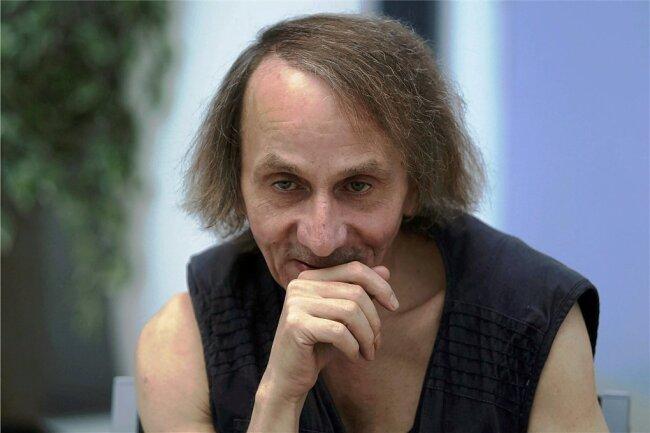 Michel Houellebecq - Schriftsteller