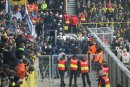 Die Polizei verteidigt ihren Einsatz in Dortmund