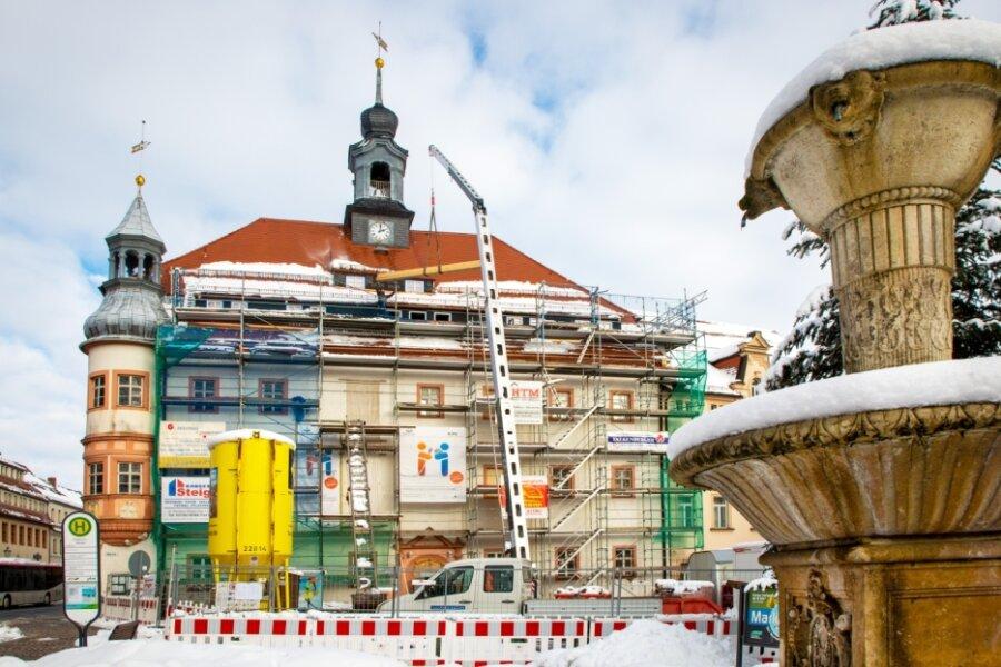 Oederaner Rathaus vorerst Sanierungsfall