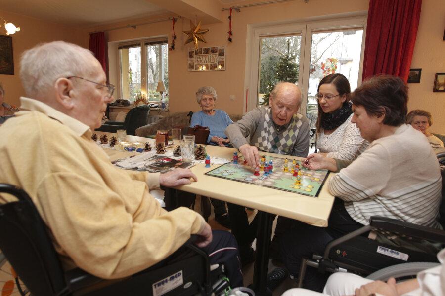 Senioren-WG: Gemeinsam statt einsam