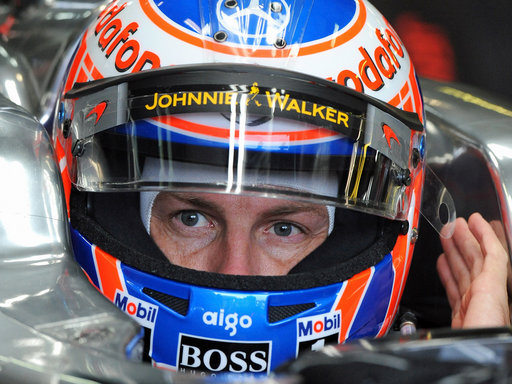Siegt in Australien: Jenson Button