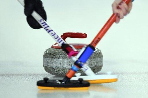 Die deutschen Curlerinnen gingen gegen Kanada unter