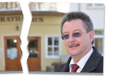 Etwa alle 25 Jahre gebe es Veränderungen in der Kommunalstruktur, sagt der Reinsberger Bürgermeister Bernd Hubricht (CDU). Am 1. März 1994 hatten sich Bieberstein, Dittmannsdorf, Neukirchen und Reinsberg zur neuen Gemeinde Reinsberg zusammengeschlossen.