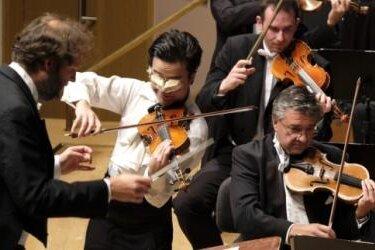 Vogtlandphilharmonie startet mit Konzert ins neue Jahr