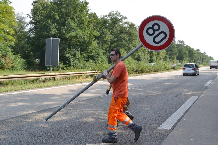 Frankreich senkt Tempolimit auf Landstraßen auf 80 km/h