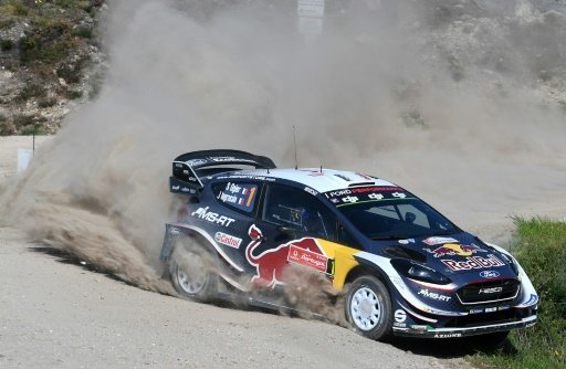 Ogier hat bei der Rallye-WM in Portugal einen Unfall