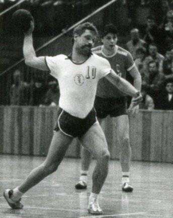 Wolfram Noack spielte früher für die HSG in der DDR-Liga.