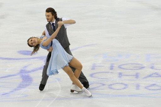 Kavita Lorenz und Joti Polizoakis belegen fünften Platz
