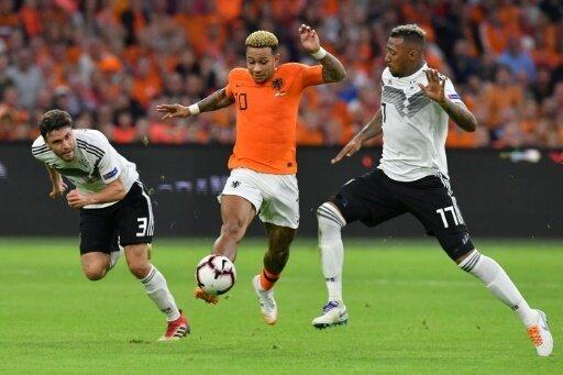Nations League: DFB-Team verliert gegen die Niederlande