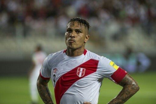 Von seinem Klub CR Flamengo suspendiert: Paolo Guerrero