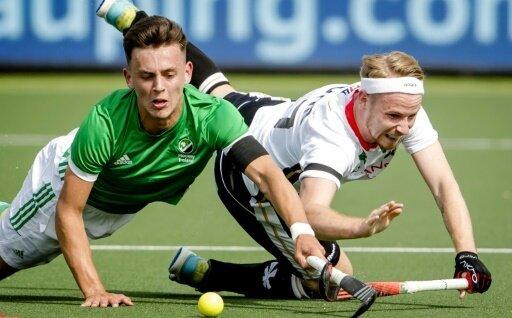WM-Lehrgang: Hockey-Herren spielen Remis gegen Irland