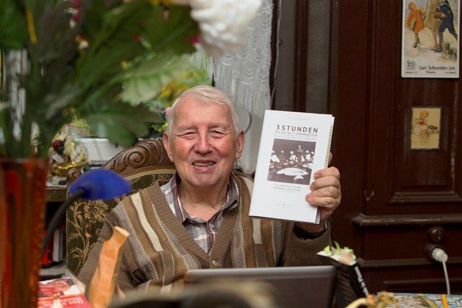 Der Verleger, Autor, Unternehmer, Heimatforscher und vielfältig für Plauen engagierte Jean-Curt Röder ist tot.