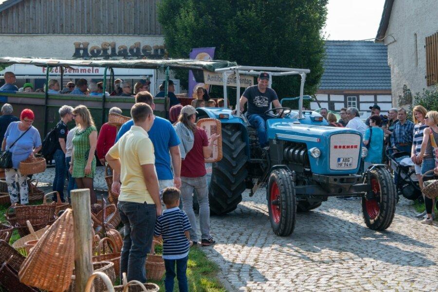 Bauernhof zählt viele Gäste