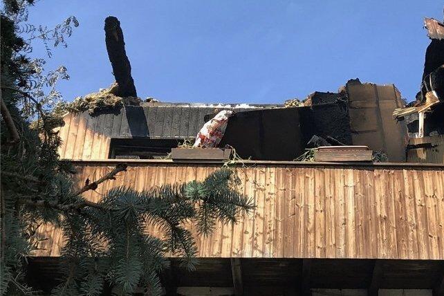 Hofbrand in Weißbach: Urteil Ende März