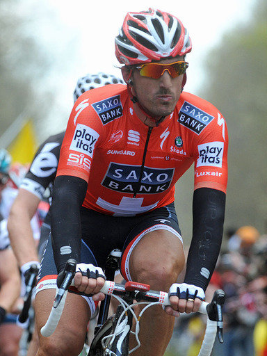 Trotz der Trennung vom Saxo-Bank-Team wird Fabian Cancellara bei der Rad-WM starten