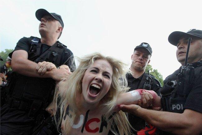 Feministischer Protest in Polen: Zerreißt das Wirken von Wut unsere westliche Gesellschaft?