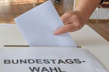 Die Parteien beraten nun, was das Ergebnis der Bundestagswahl für die Politik in Mittelsachsen bedeuten kann.