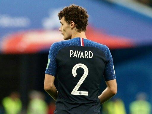 Pavard steht im 23-Mann-Kader der Equipe Tricolore