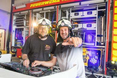 Stereoact sendet am Freitagabend den wöchentlichen Livestream von der Freiwilligen Feuerwehr Elterlein.