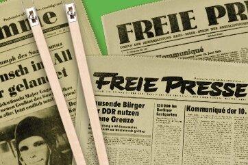 Geburtstags- und Jubiläumszeitung