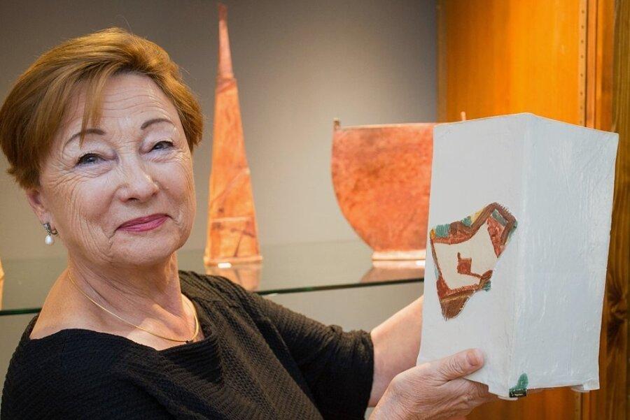 Ausstellung in Annaberg-Buchholz vermittelt Vorgeschmack auf Europäisches Töpferfest