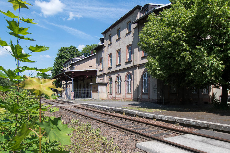 Verkehrsverbund Mittelsachsen prüft Comeback für zwei Bahnstrecken