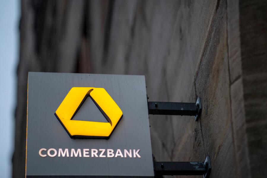 Nach Umbau der Commerzbank gibt es weniger Filialen in der Region